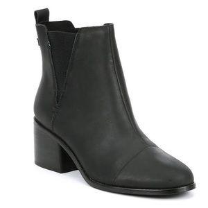 Toms Esme Black Boots NWT